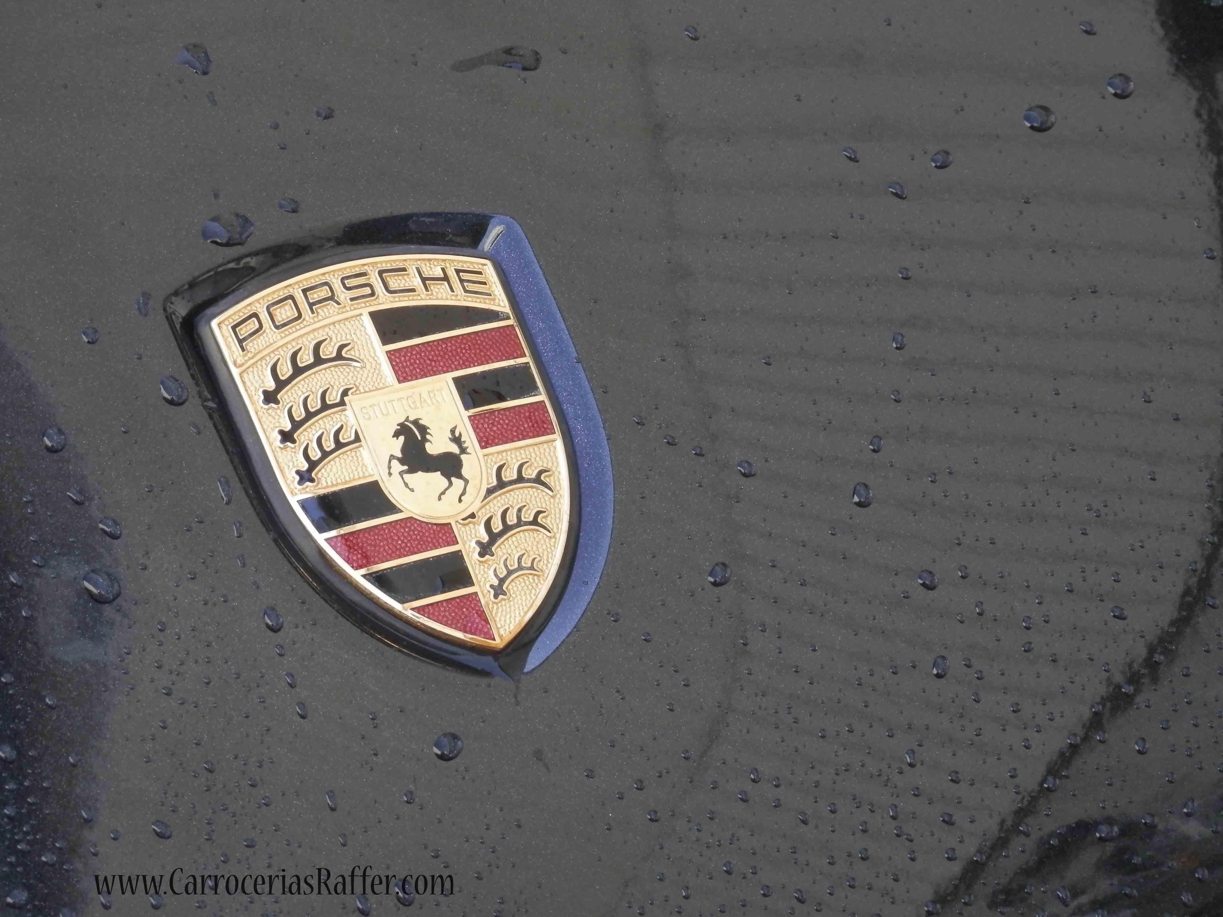Nueva joya visita Raffer: Porsche Cayenne S.