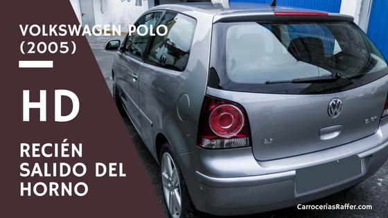 Recién salido del horno: Volkswagen Polo 9N3 (2005-2009)