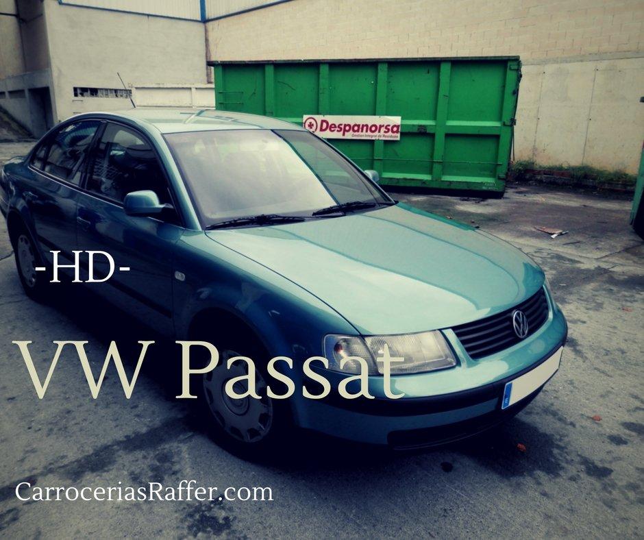 Lifting a un Volkswagen Passat de 1999 (HD)
