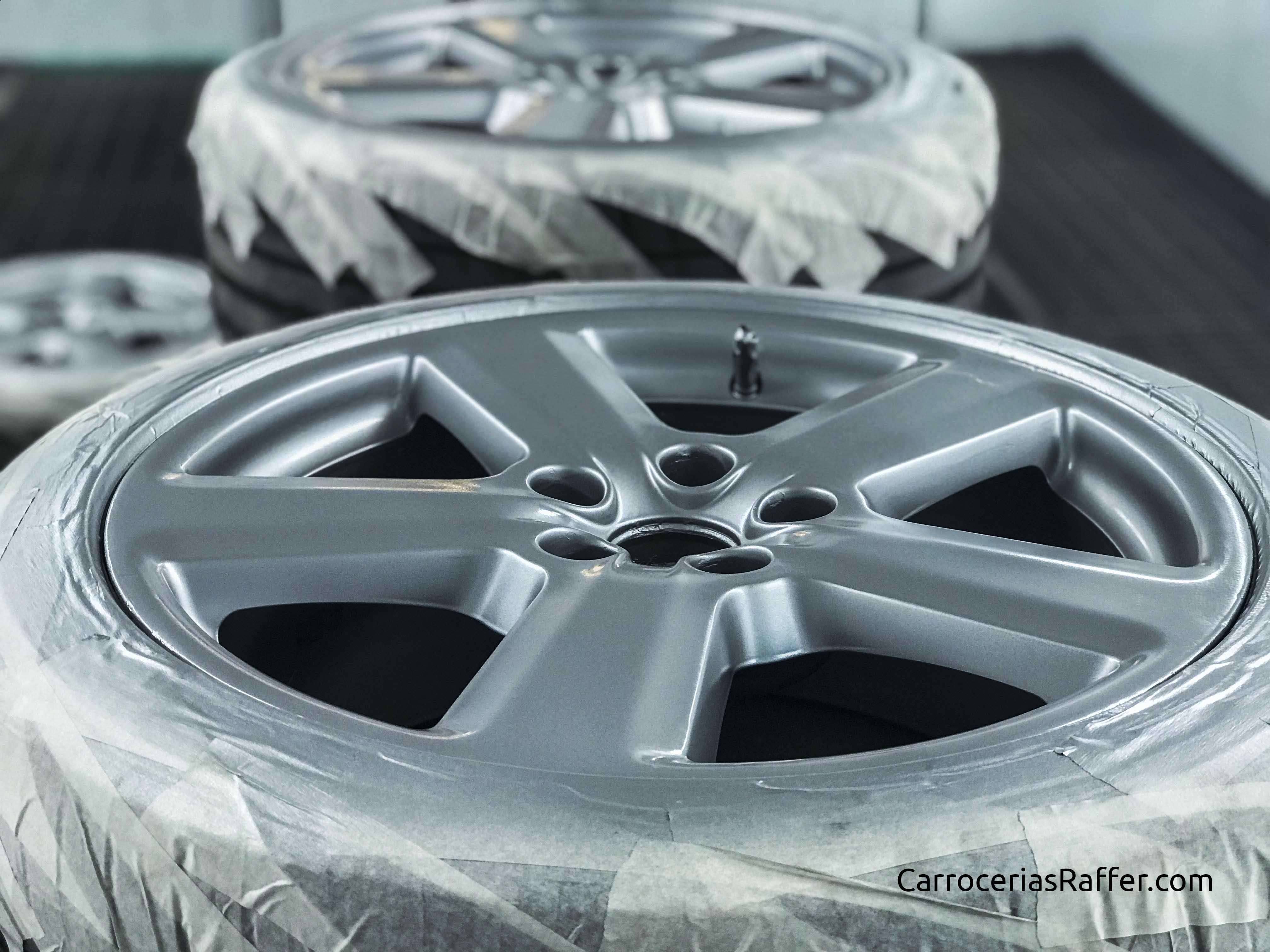 1 pintar ruedas carrocerias raffer hernani gipuzkoa