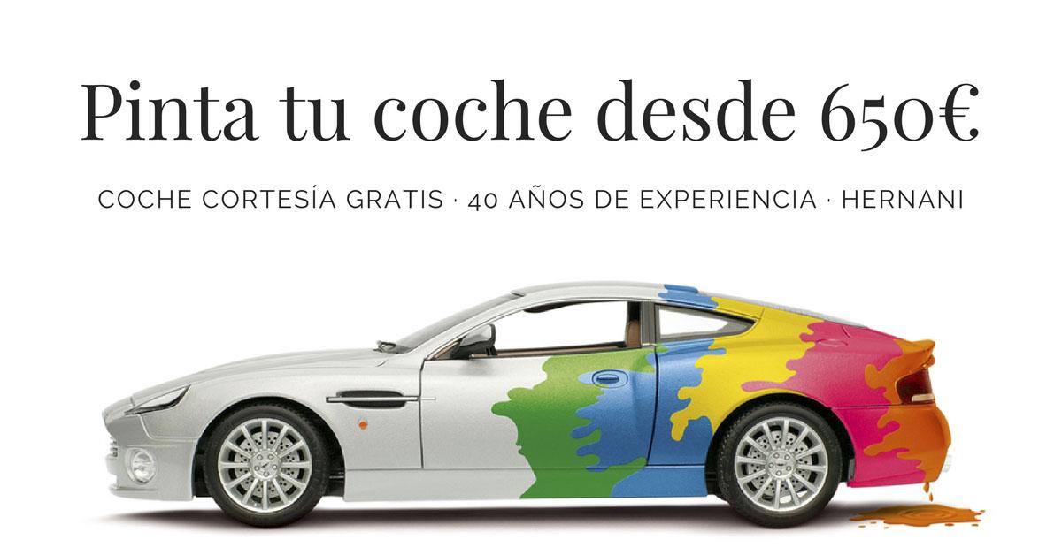 desde 650€ carrocerias raffer taller de chapa y pintura pintar coche en hernani gipuzkoa donostia san sebastian