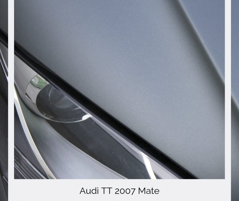 Audi TT 2007 Mate