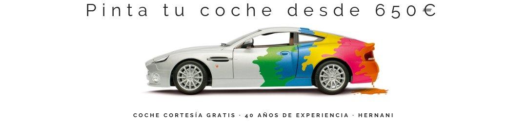 pinta tu coche desde 650 euros carrocerias raffer taller de chapa y pintura en gipuzkoa 1