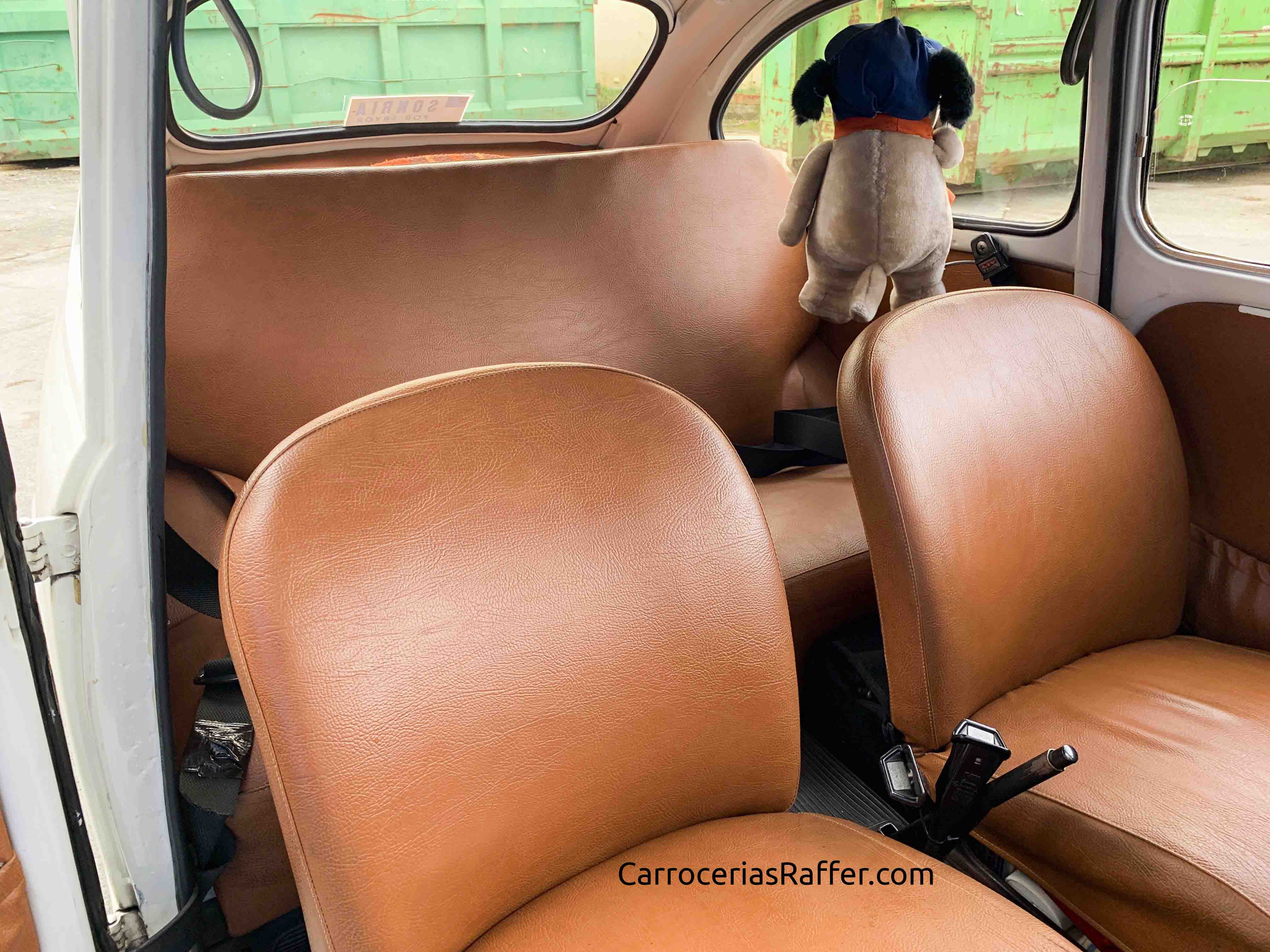 7 seat 600 descapotable carrocerias raffer hernani donostia