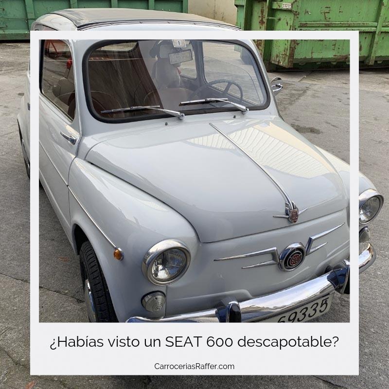 8 seat 600 descapotable carrocerias raffer hernani donostia