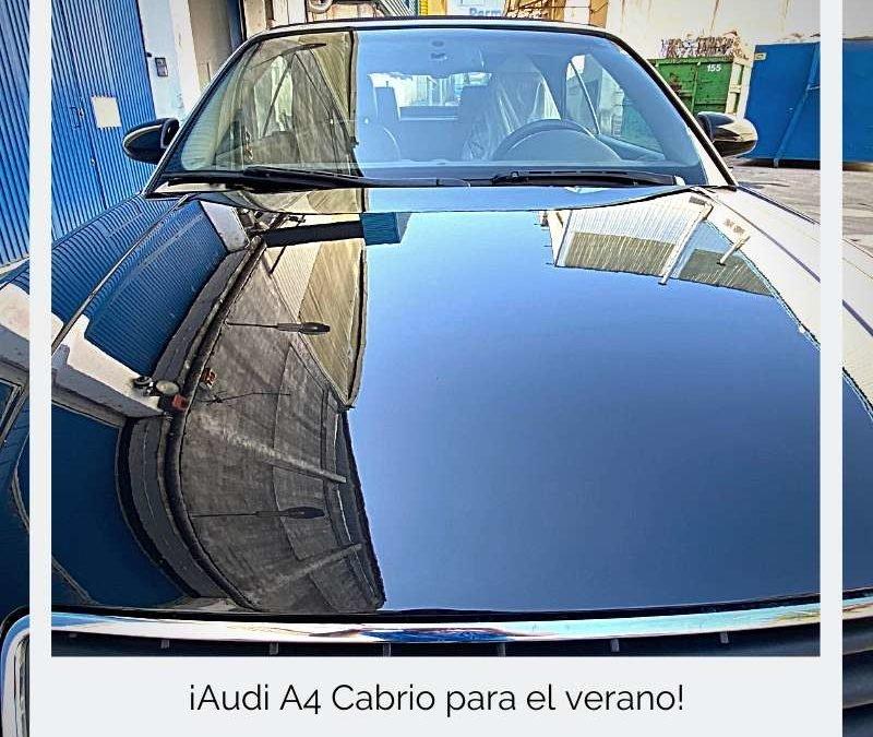 ¡Audi A4 Cabrio para el verano!