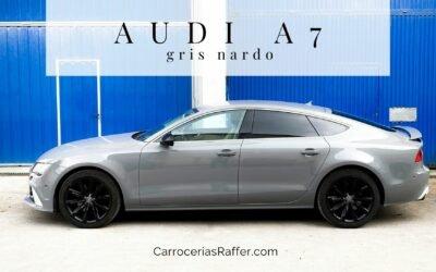 Audi A7 3.0 TDI 245CV 2011 Gris Nardo