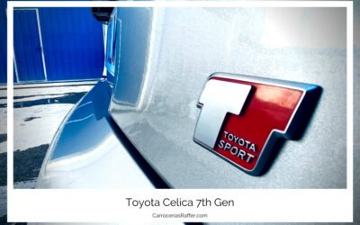 Toyota Celica 7th Gen